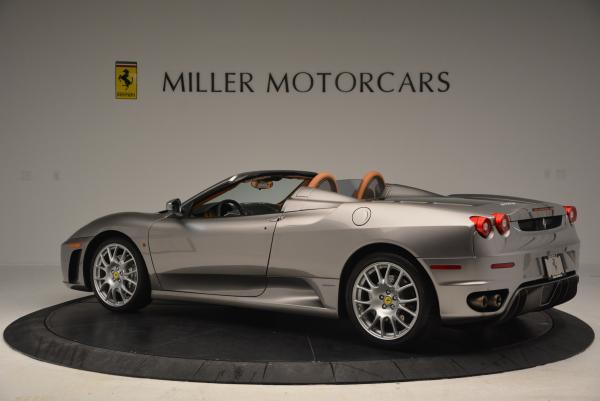 Used 2005 Ferrari F430 Spider 6-Speed Manual for sale Sold at Alfa Romeo of Greenwich in Greenwich CT 06830 4