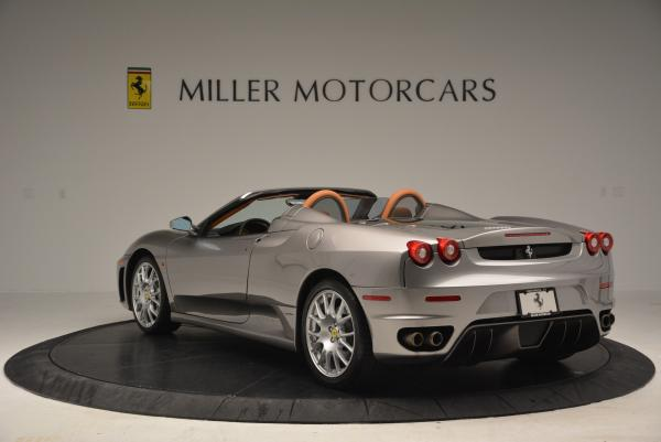 Used 2005 Ferrari F430 Spider 6-Speed Manual for sale Sold at Alfa Romeo of Greenwich in Greenwich CT 06830 5