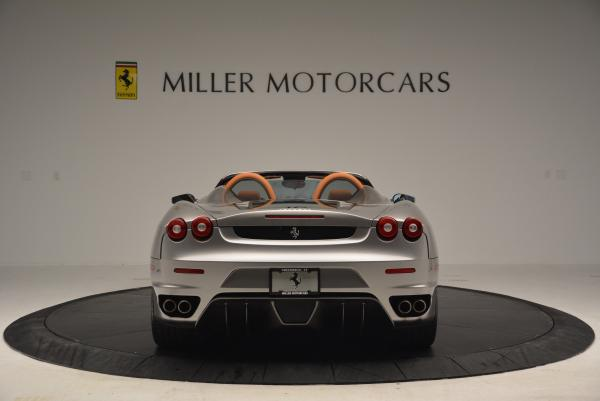 Used 2005 Ferrari F430 Spider 6-Speed Manual for sale Sold at Alfa Romeo of Greenwich in Greenwich CT 06830 6