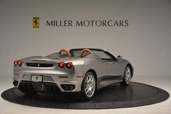 Used 2005 Ferrari F430 Spider 6-Speed Manual for sale Sold at Alfa Romeo of Greenwich in Greenwich CT 06830 7
