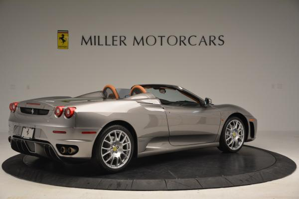 Used 2005 Ferrari F430 Spider 6-Speed Manual for sale Sold at Alfa Romeo of Greenwich in Greenwich CT 06830 8