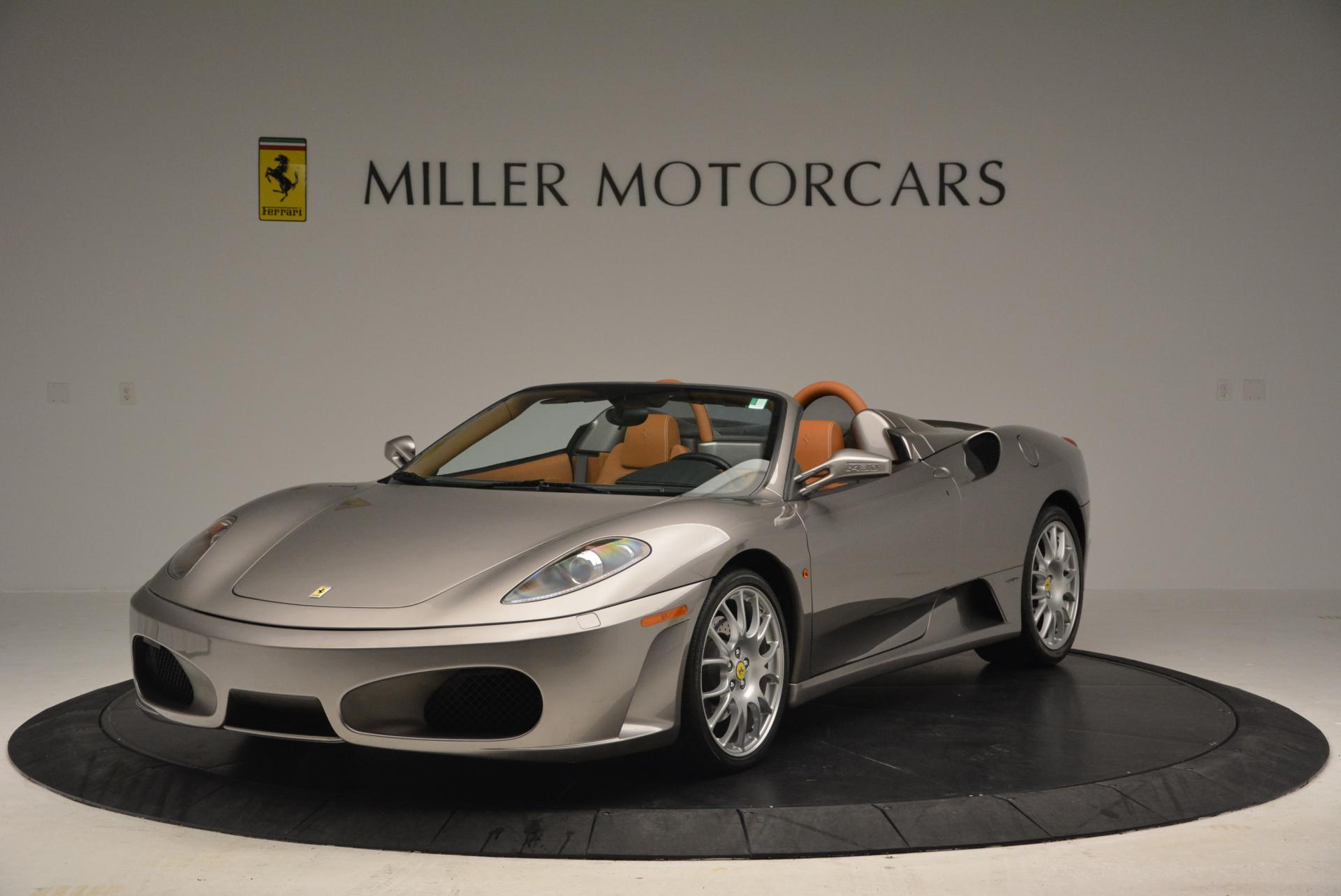 Used 2005 Ferrari F430 Spider 6-Speed Manual for sale Sold at Alfa Romeo of Greenwich in Greenwich CT 06830 1