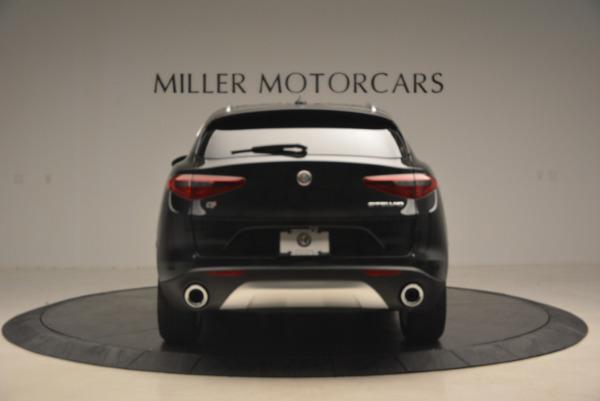 New 2018 Alfa Romeo Stelvio Ti Q4 for sale Sold at Alfa Romeo of Greenwich in Greenwich CT 06830 5