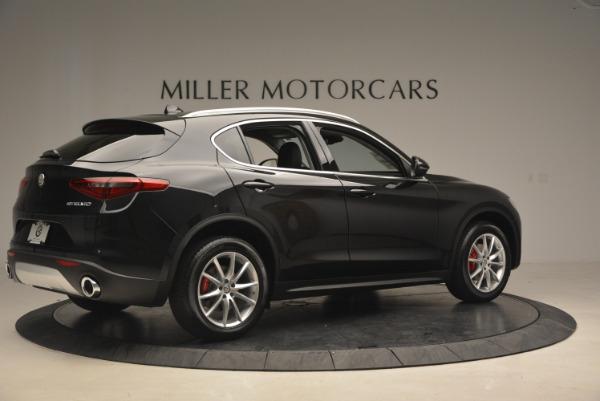 New 2018 Alfa Romeo Stelvio Ti Q4 for sale Sold at Alfa Romeo of Greenwich in Greenwich CT 06830 7