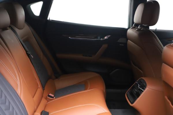 Used 2017 Maserati Quattroporte SQ4 GranLusso/ Zegna for sale $62,900 at Alfa Romeo of Greenwich in Greenwich CT 06830 23