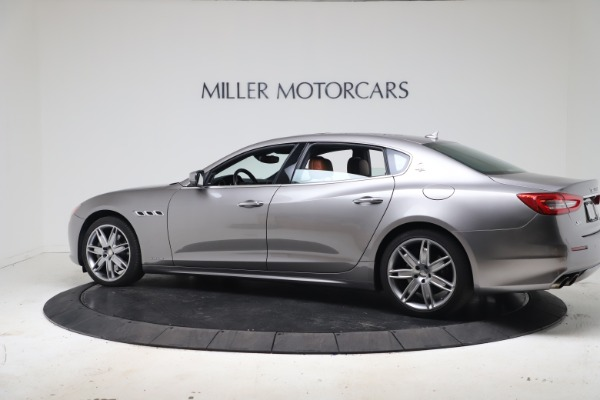 New 2017 Maserati Quattroporte SQ4 GranLusso/ Zegna for sale Sold at Alfa Romeo of Greenwich in Greenwich CT 06830 4