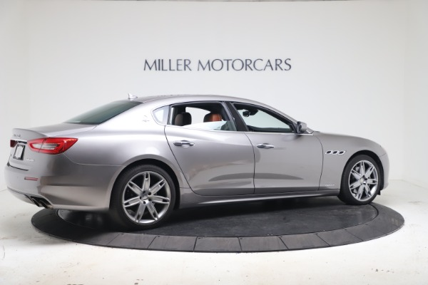 New 2017 Maserati Quattroporte SQ4 GranLusso/ Zegna for sale Sold at Alfa Romeo of Greenwich in Greenwich CT 06830 8