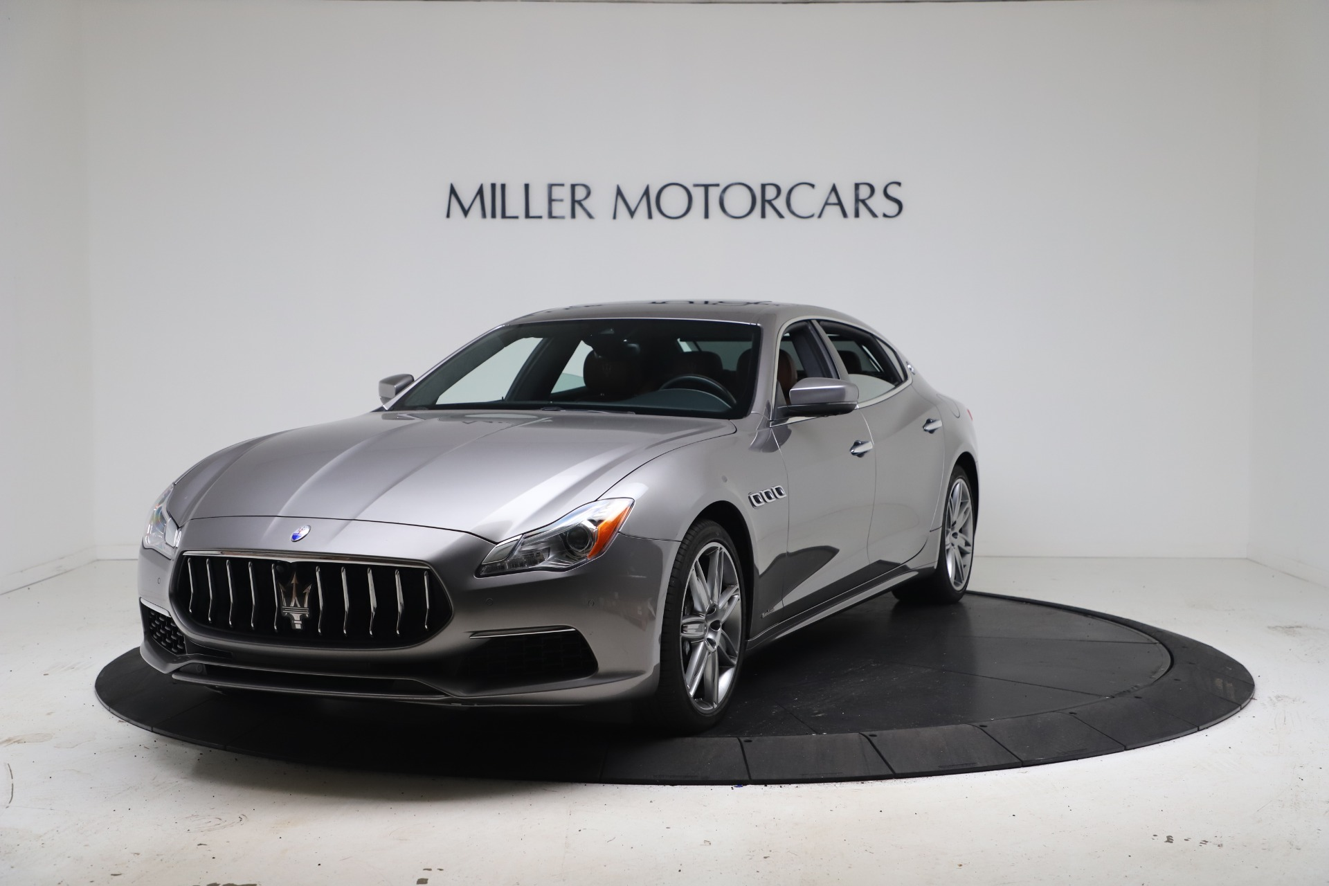 New 2017 Maserati Quattroporte SQ4 GranLusso/ Zegna for sale Sold at Alfa Romeo of Greenwich in Greenwich CT 06830 1