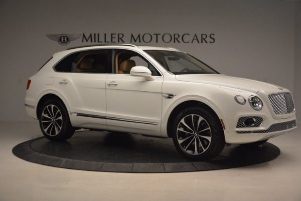 New 2018 Bentley Bentayga W12 Signature for sale Sold at Alfa Romeo of Greenwich in Greenwich CT 06830 10