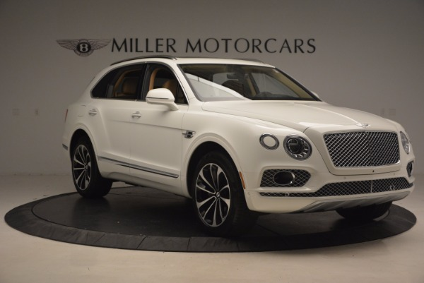 New 2018 Bentley Bentayga W12 Signature for sale Sold at Alfa Romeo of Greenwich in Greenwich CT 06830 11