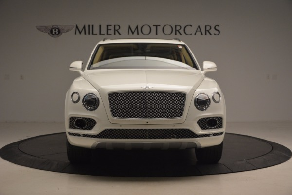New 2018 Bentley Bentayga W12 Signature for sale Sold at Alfa Romeo of Greenwich in Greenwich CT 06830 12