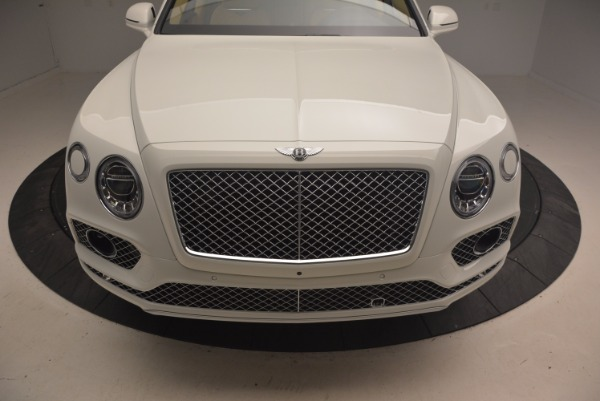 New 2018 Bentley Bentayga W12 Signature for sale Sold at Alfa Romeo of Greenwich in Greenwich CT 06830 13
