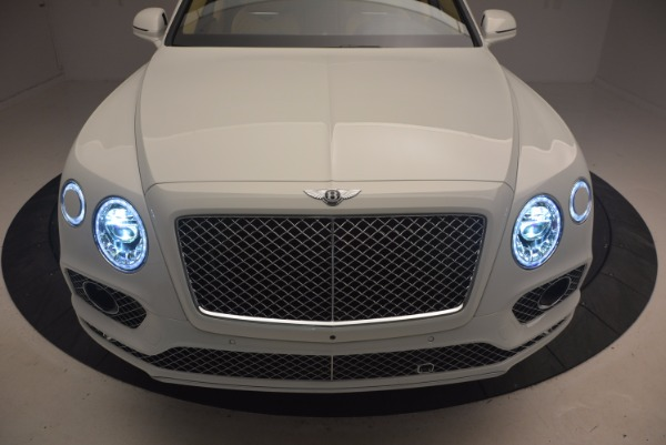 New 2018 Bentley Bentayga W12 Signature for sale Sold at Alfa Romeo of Greenwich in Greenwich CT 06830 14