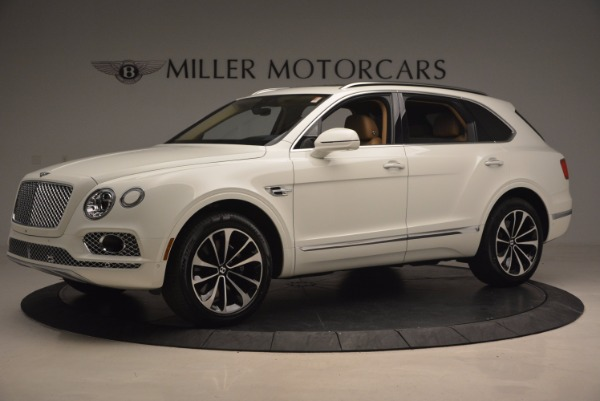 New 2018 Bentley Bentayga W12 Signature for sale Sold at Alfa Romeo of Greenwich in Greenwich CT 06830 2