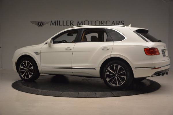 New 2018 Bentley Bentayga W12 Signature for sale Sold at Alfa Romeo of Greenwich in Greenwich CT 06830 4