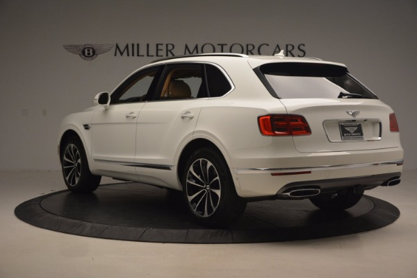 New 2018 Bentley Bentayga W12 Signature for sale Sold at Alfa Romeo of Greenwich in Greenwich CT 06830 5