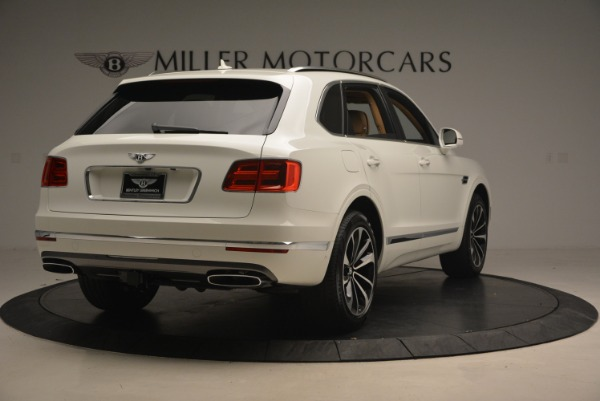 New 2018 Bentley Bentayga W12 Signature for sale Sold at Alfa Romeo of Greenwich in Greenwich CT 06830 7