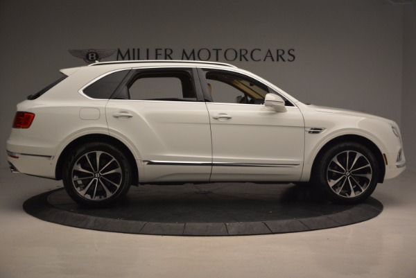 New 2018 Bentley Bentayga W12 Signature for sale Sold at Alfa Romeo of Greenwich in Greenwich CT 06830 9
