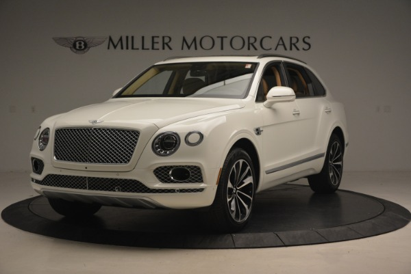New 2018 Bentley Bentayga W12 Signature for sale Sold at Alfa Romeo of Greenwich in Greenwich CT 06830 1