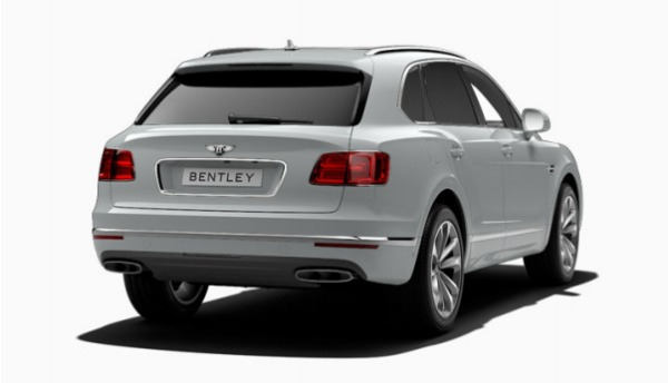 Used 2017 Bentley Bentayga for sale Sold at Alfa Romeo of Greenwich in Greenwich CT 06830 4
