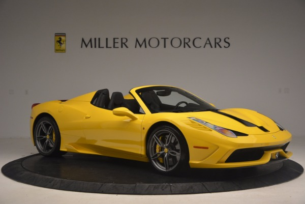 Used 2015 Ferrari 458 Speciale Aperta for sale Sold at Alfa Romeo of Greenwich in Greenwich CT 06830 10