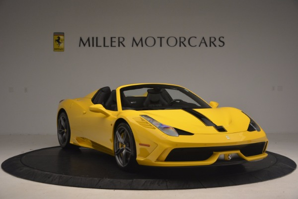 Used 2015 Ferrari 458 Speciale Aperta for sale Sold at Alfa Romeo of Greenwich in Greenwich CT 06830 11
