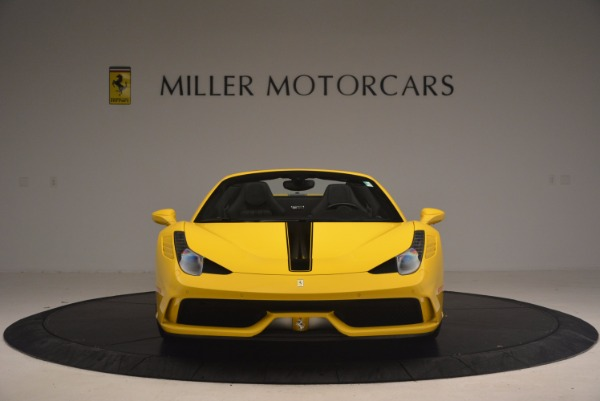 Used 2015 Ferrari 458 Speciale Aperta for sale Sold at Alfa Romeo of Greenwich in Greenwich CT 06830 12
