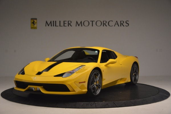 Used 2015 Ferrari 458 Speciale Aperta for sale Sold at Alfa Romeo of Greenwich in Greenwich CT 06830 13