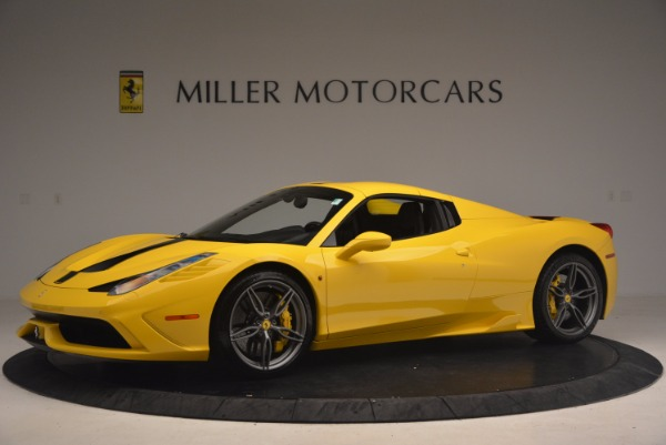Used 2015 Ferrari 458 Speciale Aperta for sale Sold at Alfa Romeo of Greenwich in Greenwich CT 06830 14
