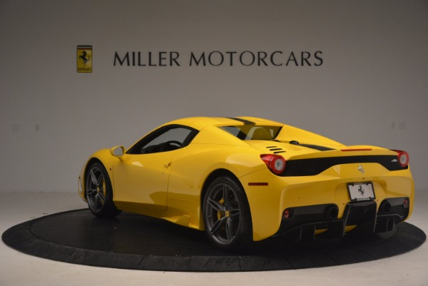Used 2015 Ferrari 458 Speciale Aperta for sale Sold at Alfa Romeo of Greenwich in Greenwich CT 06830 17