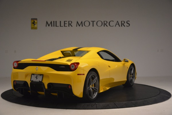 Used 2015 Ferrari 458 Speciale Aperta for sale Sold at Alfa Romeo of Greenwich in Greenwich CT 06830 19