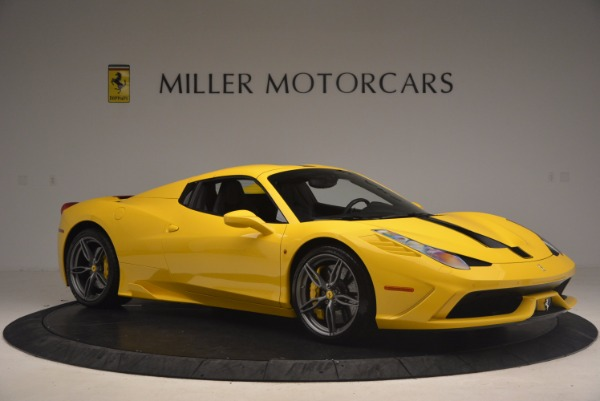 Used 2015 Ferrari 458 Speciale Aperta for sale Sold at Alfa Romeo of Greenwich in Greenwich CT 06830 22