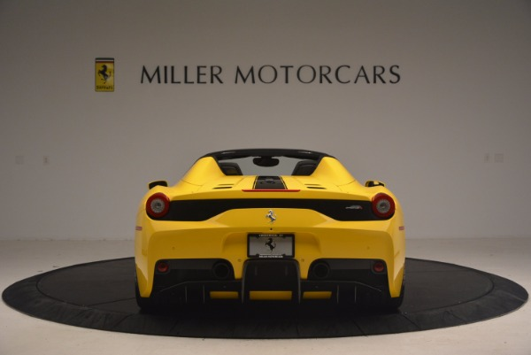 Used 2015 Ferrari 458 Speciale Aperta for sale Sold at Alfa Romeo of Greenwich in Greenwich CT 06830 6