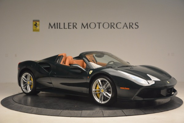 Used 2016 Ferrari 488 Spider for sale Sold at Alfa Romeo of Greenwich in Greenwich CT 06830 10