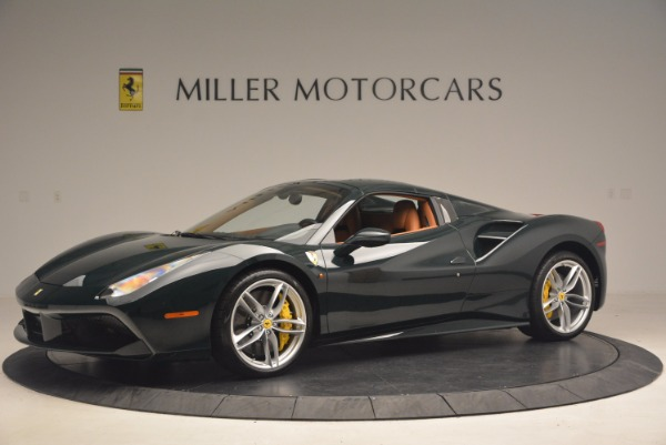 Used 2016 Ferrari 488 Spider for sale Sold at Alfa Romeo of Greenwich in Greenwich CT 06830 14
