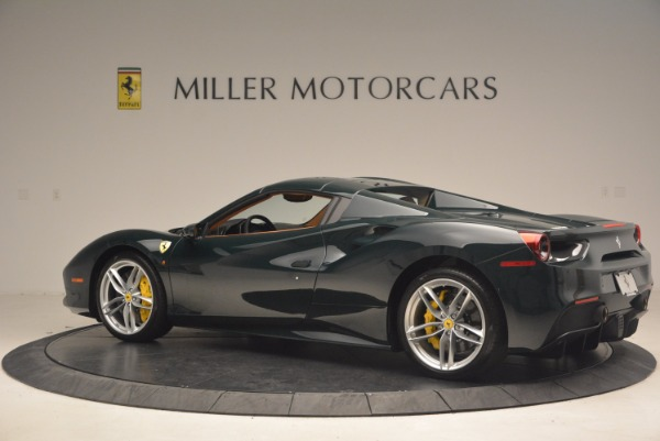 Used 2016 Ferrari 488 Spider for sale Sold at Alfa Romeo of Greenwich in Greenwich CT 06830 16
