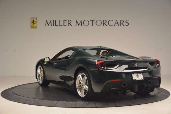 Used 2016 Ferrari 488 Spider for sale Sold at Alfa Romeo of Greenwich in Greenwich CT 06830 17