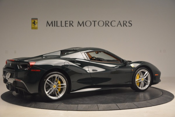 Used 2016 Ferrari 488 Spider for sale Sold at Alfa Romeo of Greenwich in Greenwich CT 06830 20