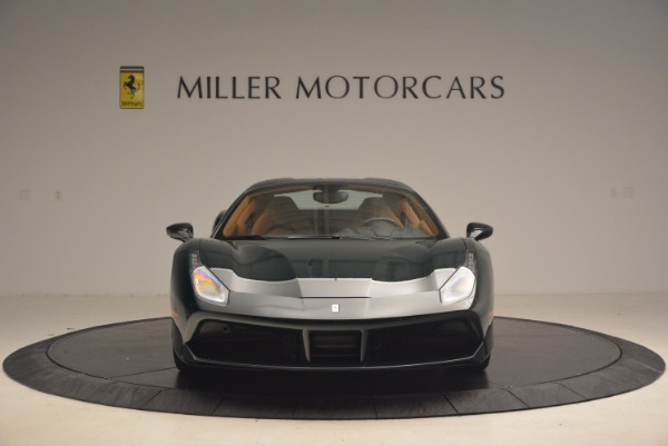 Used 2016 Ferrari 488 Spider for sale Sold at Alfa Romeo of Greenwich in Greenwich CT 06830 24