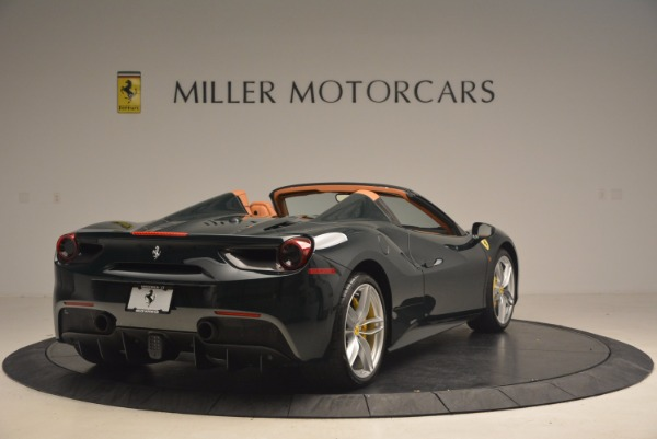 Used 2016 Ferrari 488 Spider for sale Sold at Alfa Romeo of Greenwich in Greenwich CT 06830 7