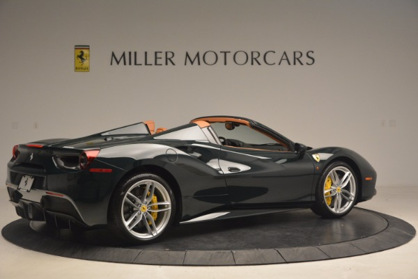 Used 2016 Ferrari 488 Spider for sale Sold at Alfa Romeo of Greenwich in Greenwich CT 06830 8