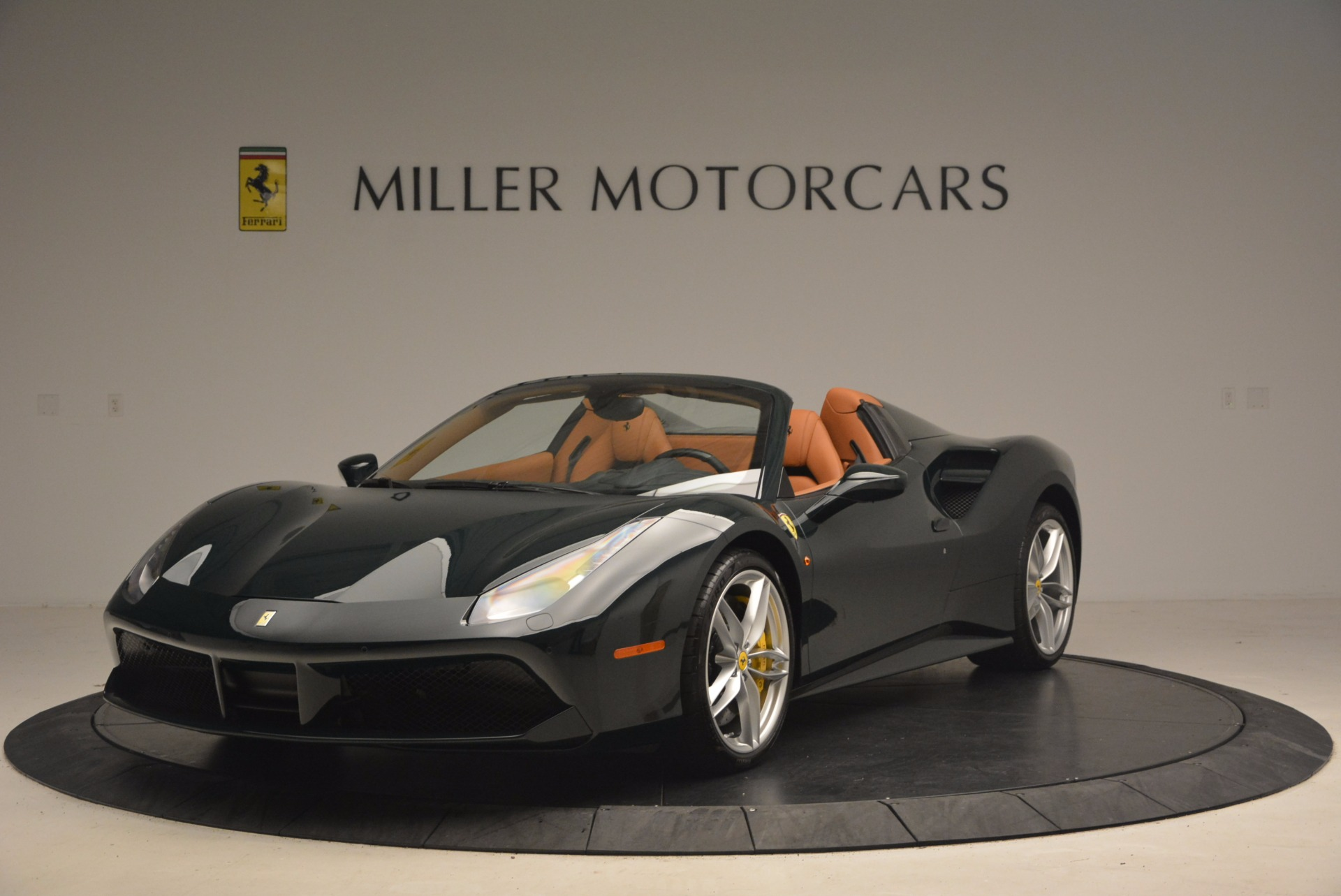 Used 2016 Ferrari 488 Spider for sale Sold at Alfa Romeo of Greenwich in Greenwich CT 06830 1