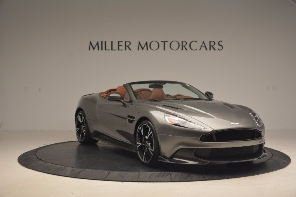 Used 2018 Aston Martin Vanquish S Convertible for sale Sold at Alfa Romeo of Greenwich in Greenwich CT 06830 11