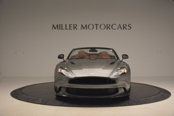 Used 2018 Aston Martin Vanquish S Convertible for sale Sold at Alfa Romeo of Greenwich in Greenwich CT 06830 12