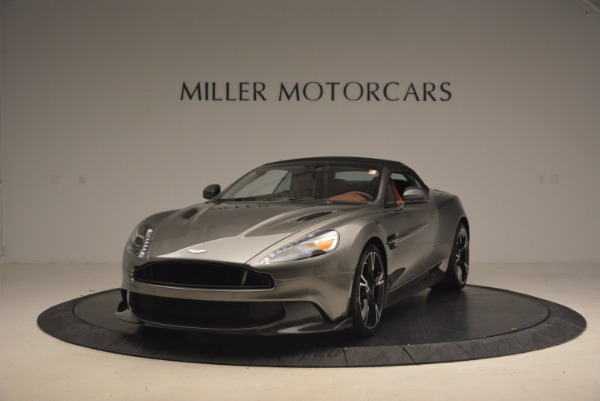 Used 2018 Aston Martin Vanquish S Convertible for sale Sold at Alfa Romeo of Greenwich in Greenwich CT 06830 13