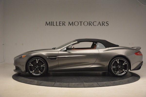 Used 2018 Aston Martin Vanquish S Convertible for sale Sold at Alfa Romeo of Greenwich in Greenwich CT 06830 15