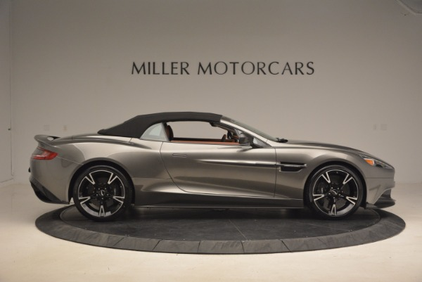 Used 2018 Aston Martin Vanquish S Convertible for sale Sold at Alfa Romeo of Greenwich in Greenwich CT 06830 16