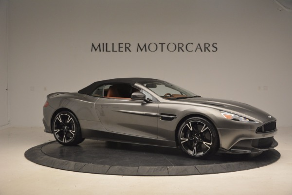Used 2018 Aston Martin Vanquish S Convertible for sale Sold at Alfa Romeo of Greenwich in Greenwich CT 06830 17