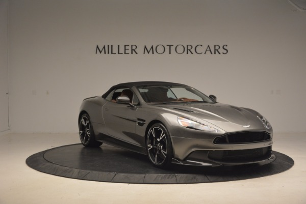 Used 2018 Aston Martin Vanquish S Convertible for sale Sold at Alfa Romeo of Greenwich in Greenwich CT 06830 18