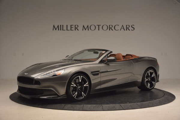 Used 2018 Aston Martin Vanquish S Convertible for sale Sold at Alfa Romeo of Greenwich in Greenwich CT 06830 2